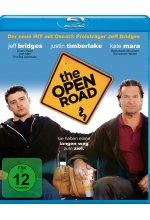 The Open Road Blu-ray-Cover
