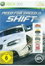 Need for Speed Shift [SWP] Cover