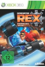 Generator Rex - Providence Agent Cover