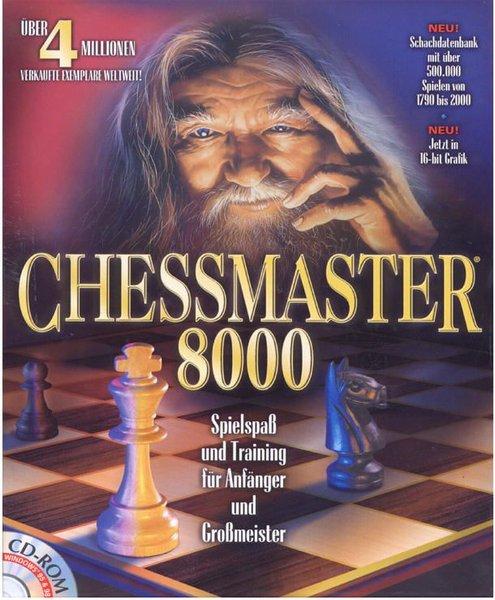 Chessmaster 8000 - описание игры, дата выхода, скриншоты, похожие игры.