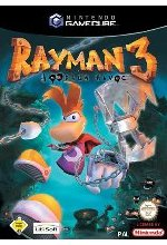 Rayman 3 Cover