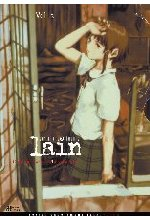 Lain - Serial Experiments Vol. 2 DVD-Cover