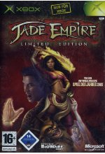 Jade Empire - Limited Edition Cover