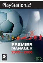 Premier Manager 2005/2006 Cover