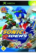 Sonic Riders Cover