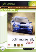 Colin McRae Rally 2005  [XBC] Cover