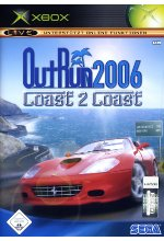 OutRun 2006 - Coast to Coast Cover