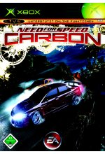 Need for Speed Carbon Cover