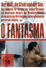 O Fantasma  (OmU) DVD-Cover