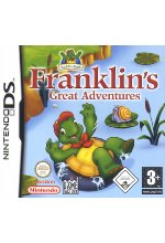 Franklin's Great Adventures Cover
