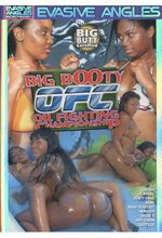 Big Booty Oil Fighting Championship Cover