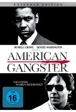 American Gangster - Extended Edition DVD-Cover