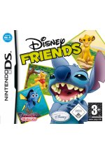 Disney Friends Cover
