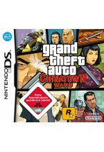 Grand Theft Auto - Chinatown Wars Cover