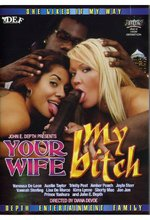Your Wife My Bitch Cover