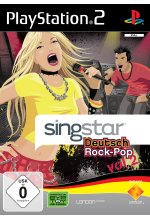 SingStar Deutsch Rock-Pop Vol. 2 Cover