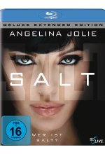 Salt - Extended Edition  [DE] Blu-ray-Cover
