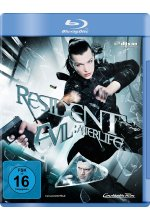 Resident Evil: Afterlife Blu-ray-Cover
