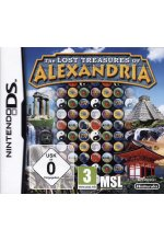 Lost Treasures of Alexandria Cover
