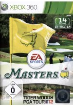 Tiger Woods PGA Tour 12 - The Masters Cover