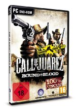 Call of Juarez 2 - Bound in Blood Cover