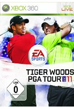Tiger Woods PGA Tour 11 Cover
