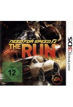 Need for Speed - The Run Cover