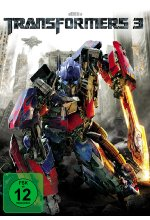 Transformers 3 DVD-Cover