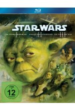 Star Wars - Trilogie 1-3  [3 BRs] Blu-ray-Cover