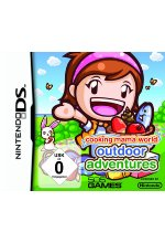 Cooking Mama World: Outdoor Adventures Cover