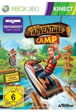 Cabela's Adventure Camp (Kinect) Cover