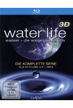 Water Life - Die komplette Serie  [4 BR3Ds] Blu-ray 3D-Cover