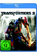 Transformers 3 Blu-ray-Cover