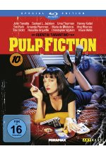 Pulp Fiction  [SE] Blu-ray-Cover