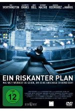 Ein riskanter Plan DVD-Cover