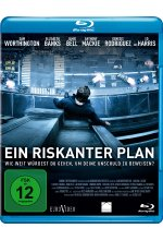 Ein riskanter Plan Blu-ray-Cover