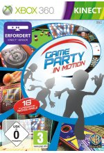 Game Party in Motion (Kinect)  [SWP] Cover