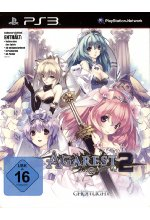 Agarest - Generations of War 2 (Collector's Edition) Cover