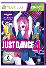 Just Dance 4 (Kinect) Cover