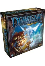 Descent: Journeys in the Dark 2ndEdition (engl.) Cover