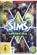 Die Sims 3 - Supernatural Limited Edition (Add-On) (PC+MAC) Cover