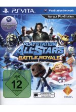 PlayStation All-Stars: Battle Royale Cover