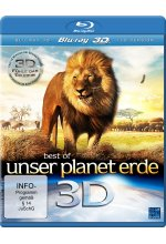 Best Of Unser Planet Erde 3D Blu-ray 3D-Cover