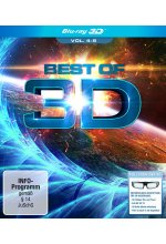 Best of 3D - Vol. 4-6 Blu-ray 3D-Cover