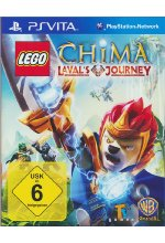 LEGO Legends of Chima: Laval's Journey Cover