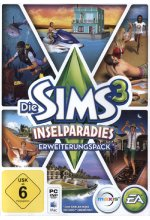 Die Sims 3 - Inselparadies Cover