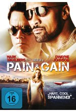 Pain & Gain DVD-Cover