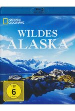 Wildes Alaska - National Geographic Blu-ray-Cover