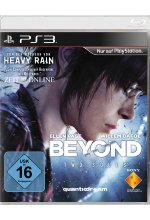 Beyond: Two Souls Cover