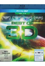 Best of 3D - Vol. 7-9 Blu-ray 3D-Cover
